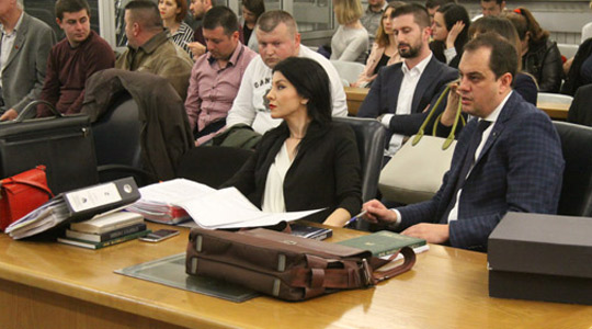 СЈО инсистира да се притвори обвинетиот кој беше болен на минатото рочиште за Шамарите во Центар