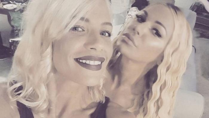 ФОТО: Кристина Беквалац првпат се огласи откако беше претепана нејзината сестра, еве што му порача на зетот