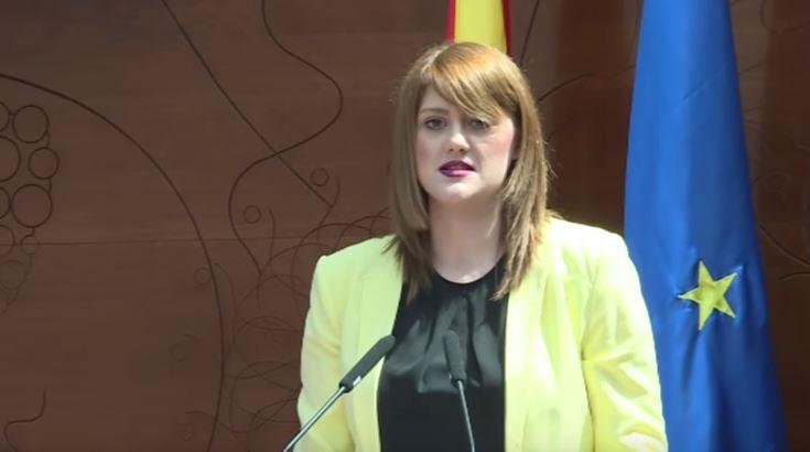 Стаменковска: Благодарение на владата предводена од ВМРО-ДПМНЕ Македонија е подготвена да започне преговори со ЕУ