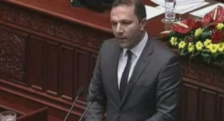 За Спасовски немаат значење забелешките на Стејт департментот за апсењето на пратениците за 27 април