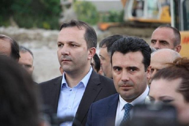 Министерот Спасовски се огласи по скандалот со дрога на пратеникот Павле Богоевски