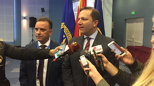 Спасовски: Нема навестувања за нов мигрантски бран