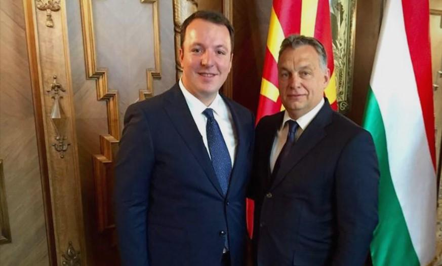 Николоски со честитка до Орбан: Унгарија е на вистински пат, а Македонија има голем пријател