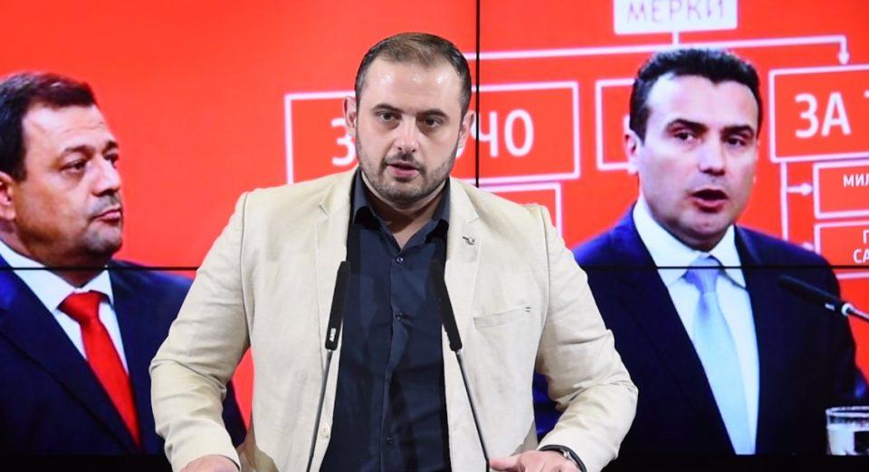 Ѓорѓиевски: Криминалниот картел на власт на чело со Заев откако ја презеде власта континуирано го зголемува своето богатство