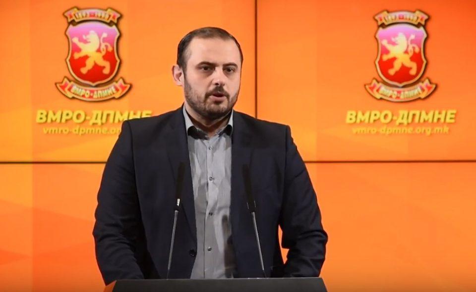 Ѓорѓиевски: Каде завршуваат 13 милиони од 21 милионскиот договор склучен во четири очи помеѓу РЕК Битола и СВ – Инвест?