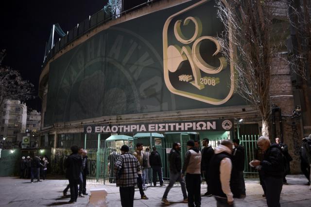 Панатинаикос исфрлен од Европа на три години