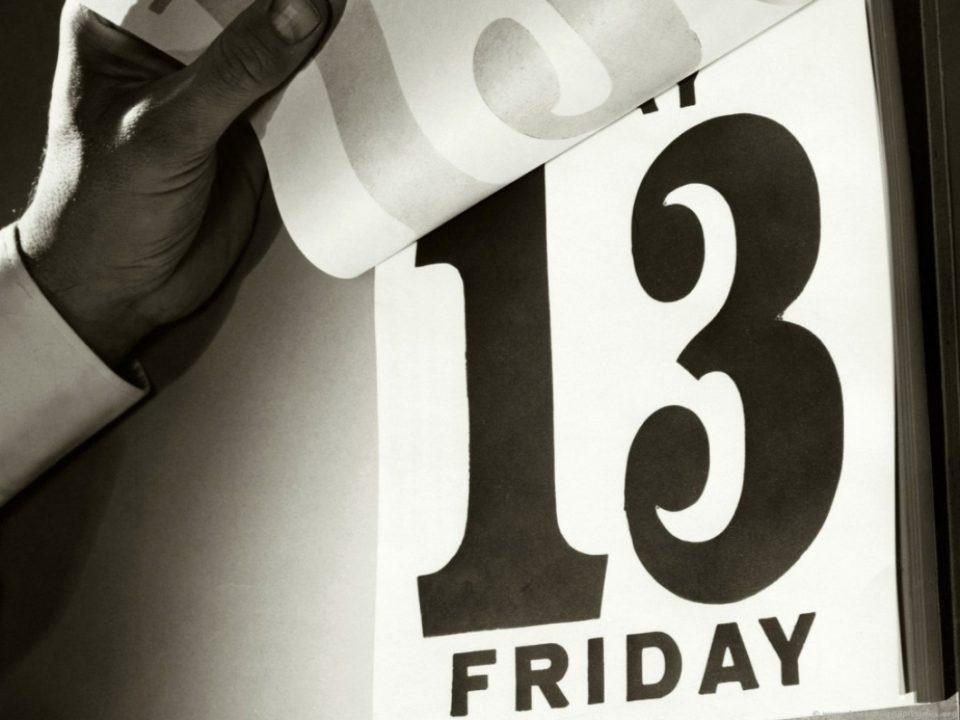 Денес е петок 13-ти: Овие работи никако не смеете да ги направите