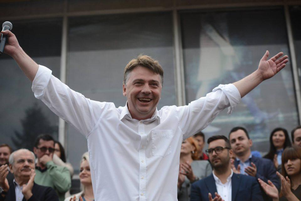 ВМРО-ДПМНЕ: Шилегов не може да го избрише чинот дека со багери се обиде да ги гази граѓаните