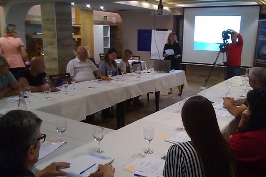 Работилница за примена на конвенцијата за правата на лицата со попреченост