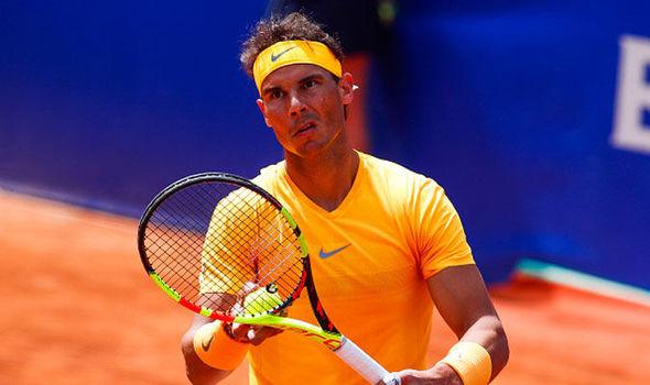 Надал: Немам намера да се споредувам со Федерер