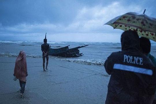 Индонезиски рибари спасија 76 Рохинџи
