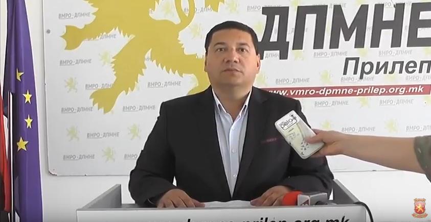 Ристоски: Непотизам на секоја страна- дали ова беше програмата на градоначалникот за враќање на младите во Прилеп?
