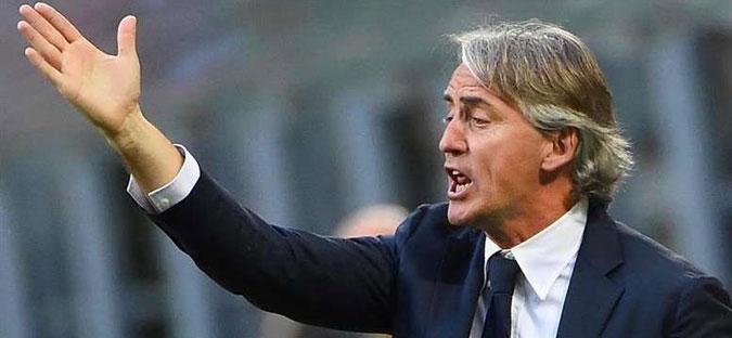 Манчини води преговори за селектор на Италија