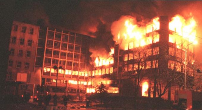 Србија во тага се сеќава: 19 години од бомбардирањето на РТС