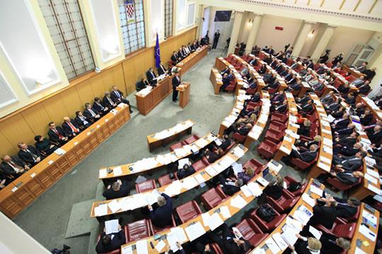 Хрватскиот Сабор гласаше ја ратификуваше Истанбулската конвенција