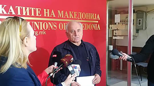 """Синдикатот на """"Саса"""" во среда ги почнува преговорите со менаџментот на рудникот"""
