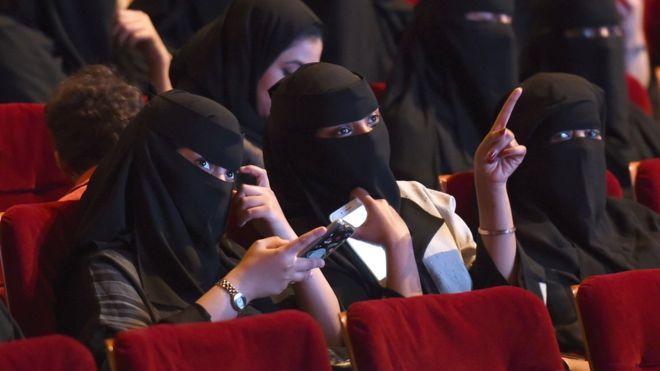 По пауза од 45 години Саудиска Арабија ќе добие кино