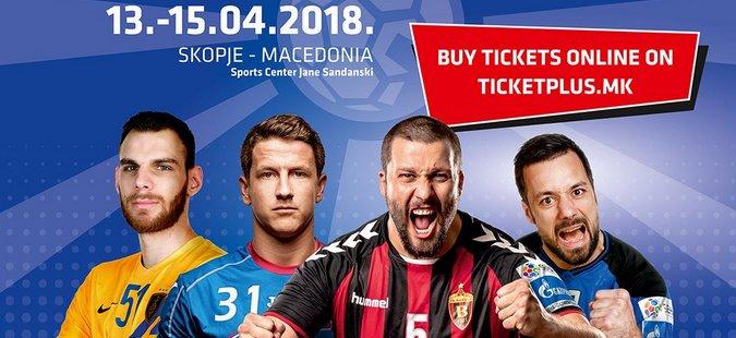 Во Скопје почнува завршниот турнир во СЕХА лигата