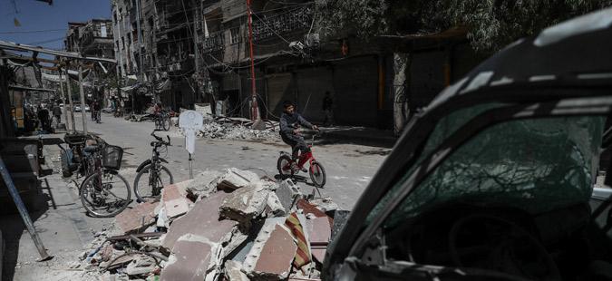 Генералниот секретар на ОН е длабоко загрижен од информациите за нов хемиски напад во Сирија