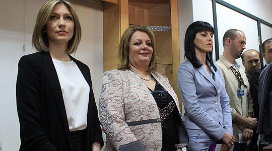 """Фатиме Фетаи и Ленче Ристовска ќе бидат сведоци на Катица Јанева за """"Рекет"""""""