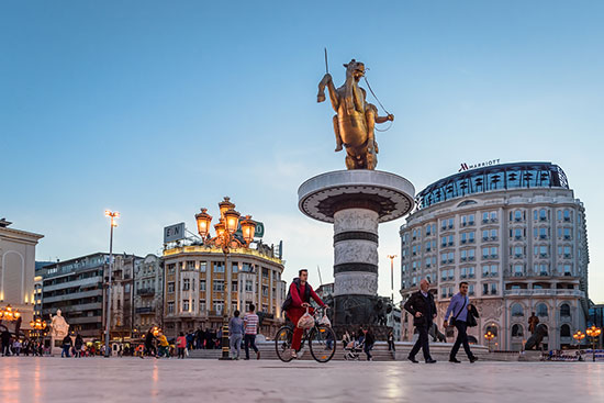 Седум инциденти за само еден ден во Скопје, жртви се и малолетни деца- дали главниот град е безбеден?