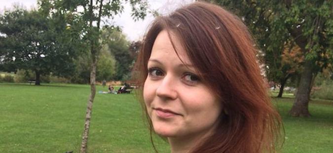 """""""Скај њуз"""": Јулија Скрипал отпуштена од болница"""