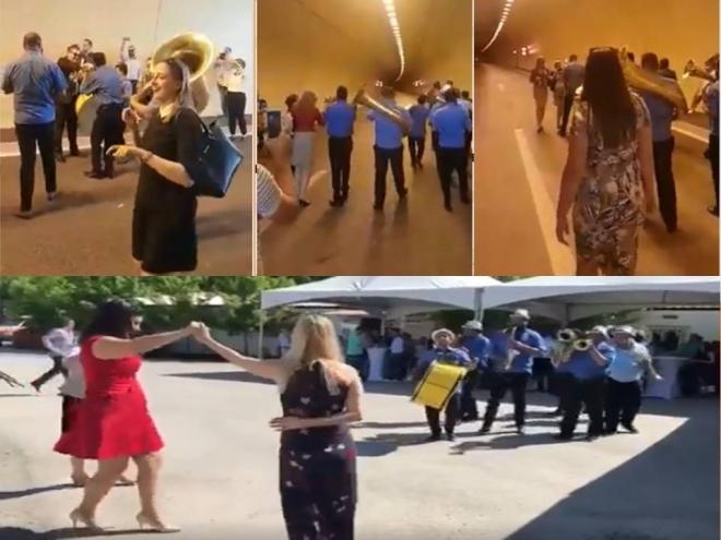 Ова што го слават СДСМ со жива музика за автопатот е исто како да славиш…