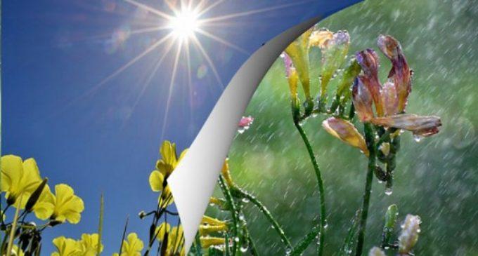 Некаде сонце, некаде дожд: На овие места невремето веќе започна