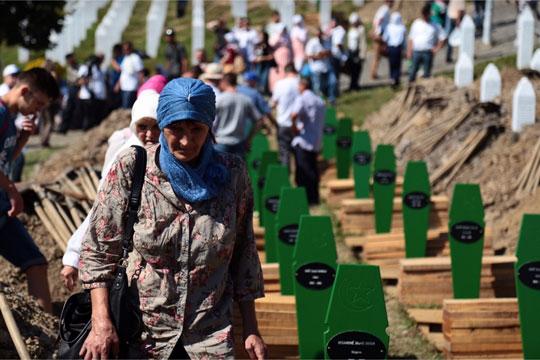 25 години од злосторството во Сребреница
