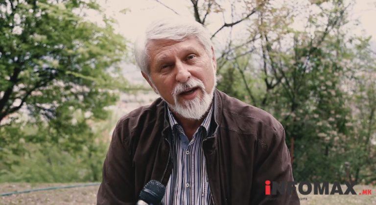 Јакимовски со реакција до Богоев: Само улиците кои што сум ги направил нема да можете да ги исфарбате (ВИДЕО)