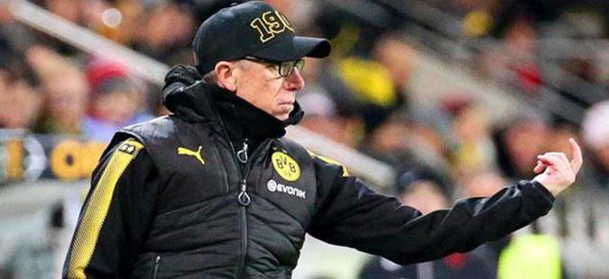 Штогер не очекува продолжување на договорот со Дортмунд