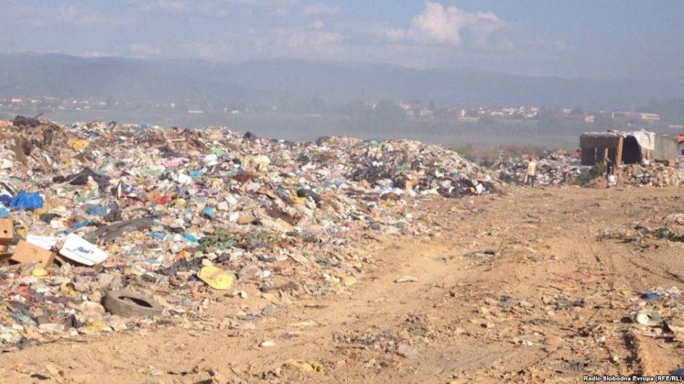 Сметот од дивата депонија во Струга заминува во Дрисла- Општина Струга избра компании за негов транспорт