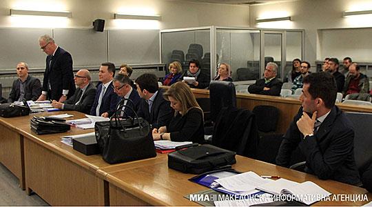 """""""ТНТ"""" одложен за 13 април, Врховен ќе одлучува за изземање на судиите"""