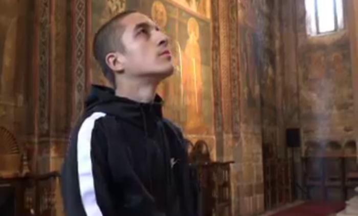 Ја промени верата: Момчето Сулејман Муратовиќ се покрсти и стана Душан Обреновиќ
