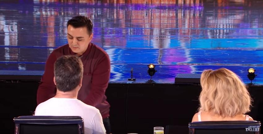 Неговиот настап ќе скрши и камено срце: Илузионист расплака многумина со овој настап (ВИДЕО)