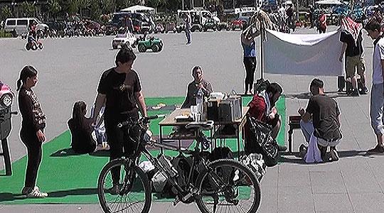 Невладините во Тетово бараат повеќе зеленило во градот