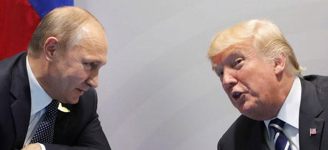 Телефонски разговор Трамп-Путин