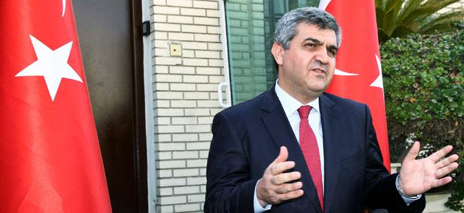 Кајмакџи: ЕК е неправедна кон Турција