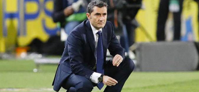 Валверде незадоволен од ремито со Валенсија