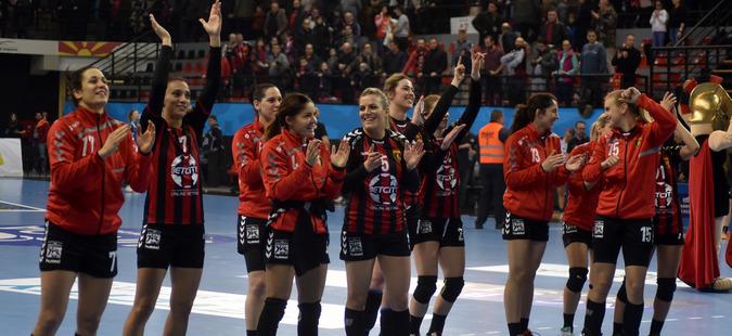 Вардарки го совладаа Будуќност во регионалната ВРХЛ лига
