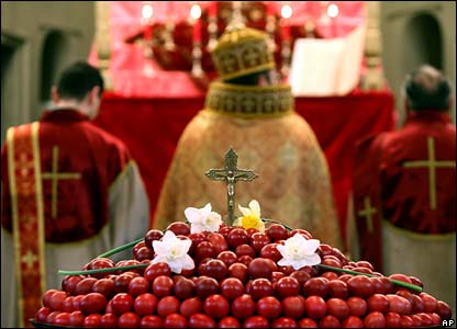 ВЕЛИКИ ЧЕТВРТОК- почнуваат велигденските празнувања