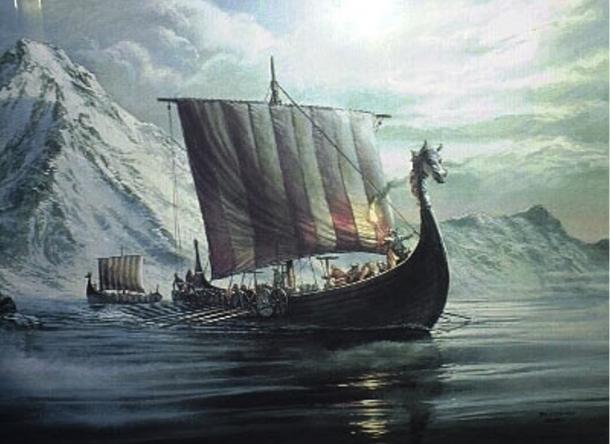 Како Викинзите користеле сончеви камења за навигација на отворено море (ФОТО)