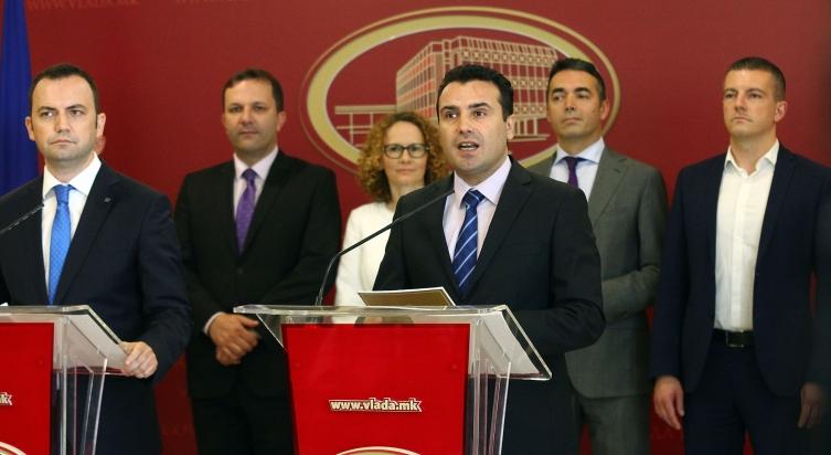 """""""Неспособната влада доцни со реформите кои без ВМРО-ДПМНЕ ќе предизвикаа дополнителна катастрофа"""""""
