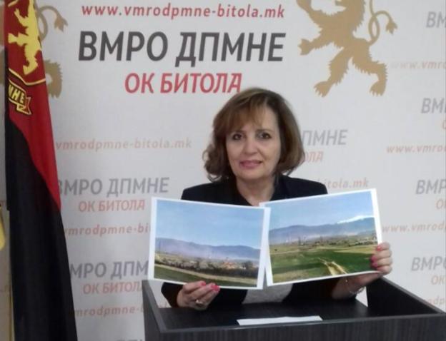 """""""Ковачевски заборави на чистиот воздух и здравата животна средина кои ги ветуваше како пратеник на СДСМ"""""""