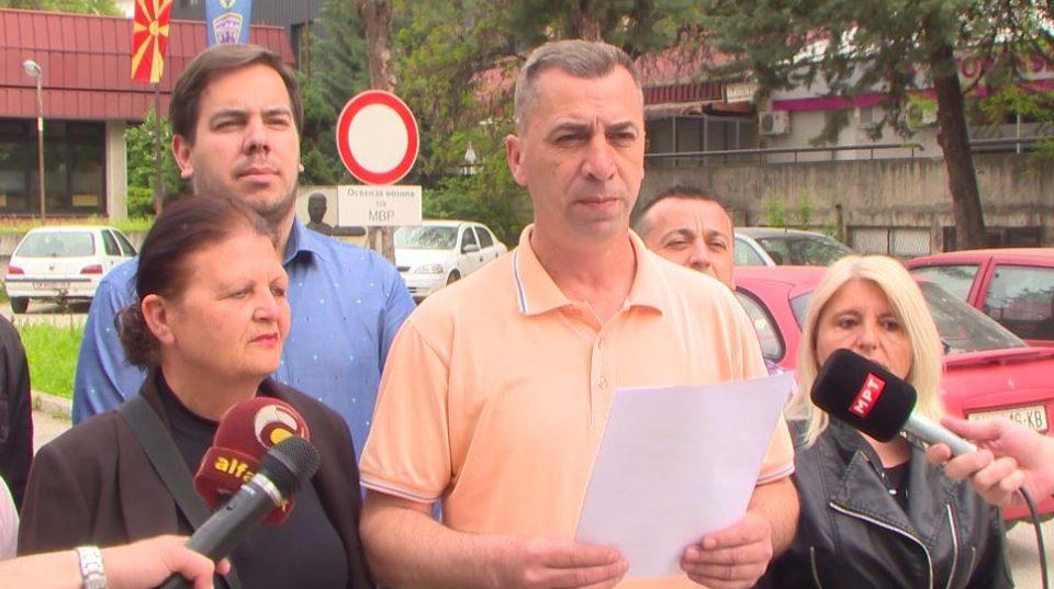 ВМРО-ДПМНЕ Гази Баба: СДСМ не се грижи за безбедноста на општината, граѓаните сведоци на грабежи насилство и закани