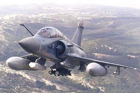 Се урна грчки воен авион