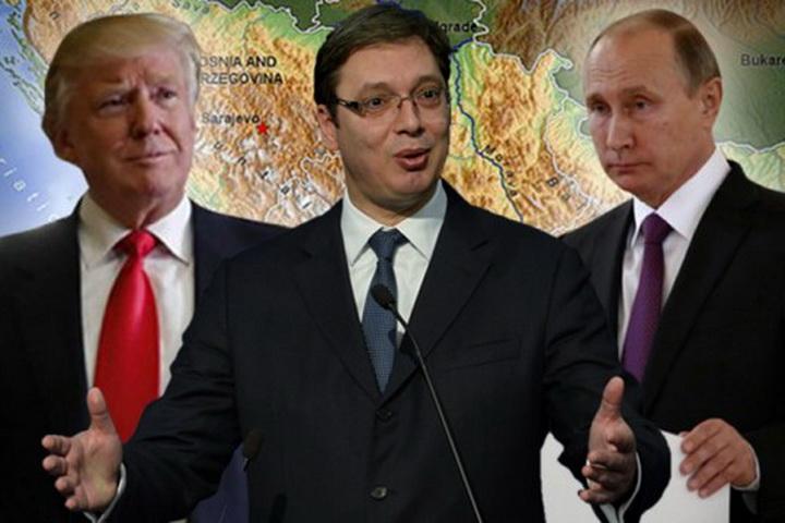 Вучиќ соопшти дали Србија ќе заземе страна по нападот врз Сирија