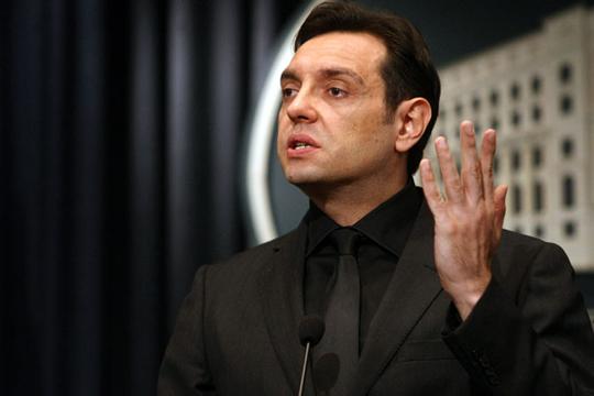Вулин: Србија е воено неутрална држава