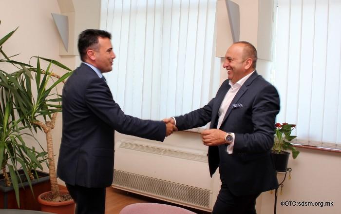 Љубе Бошковски стана посебен советник на Заев, ќе зема плата од 50.000 денари