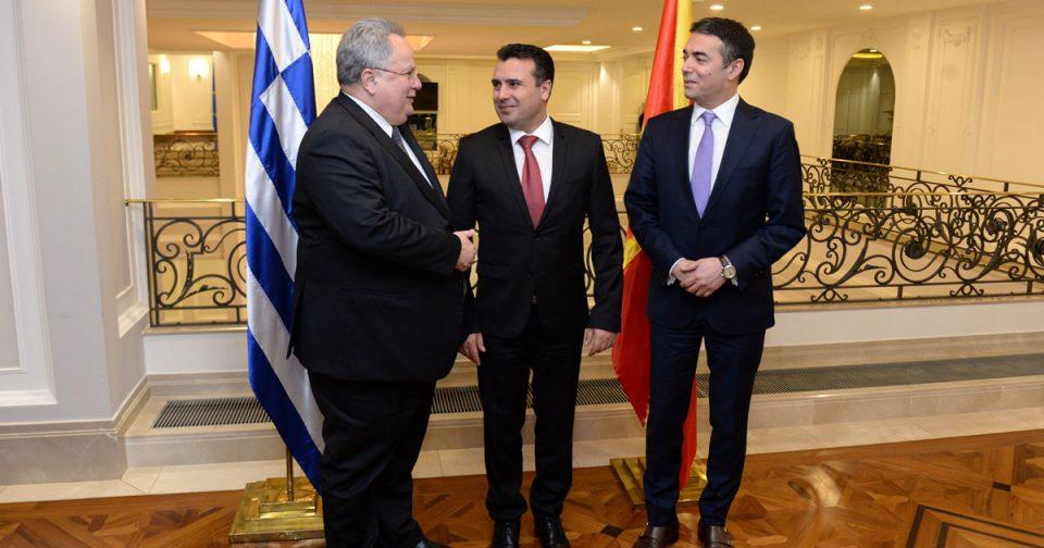 Николоски: Да запнеле Заев и Димитров, промена на Уставот немаше да има